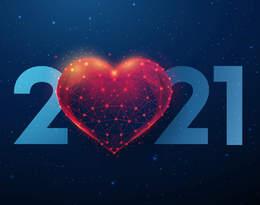 Gwiazdy przepowiadają romantyczny czas! Sprawdź swój horoskop miłosny na 2021 rok