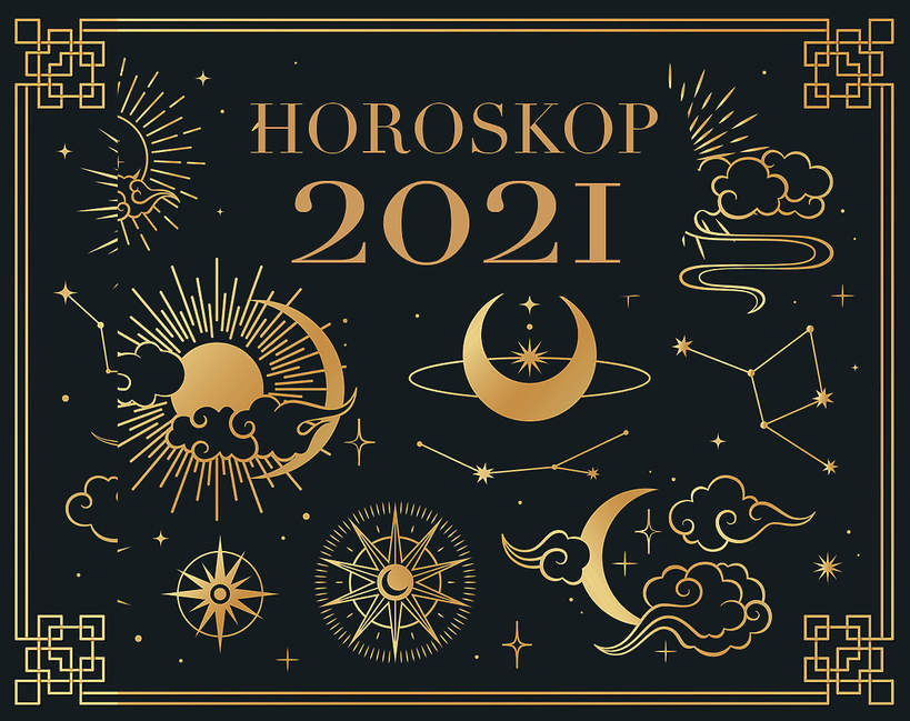 Horoskop na 2021 rok