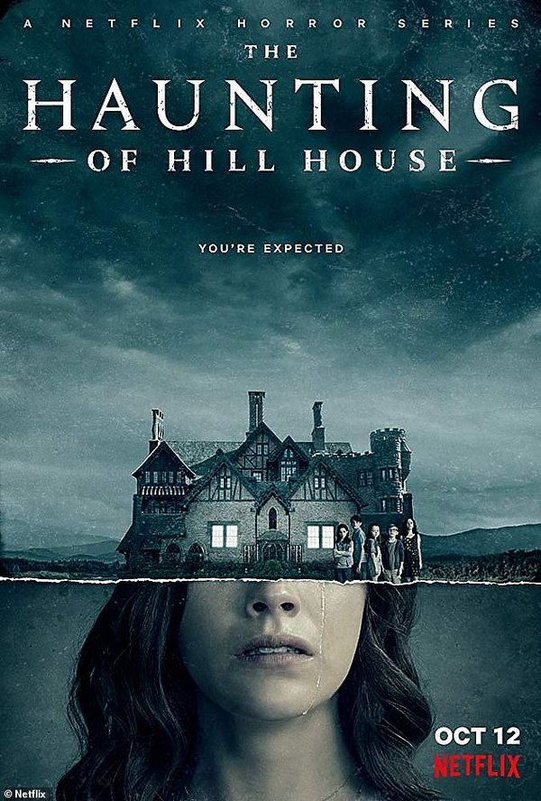 Horror Nawiedzony dom na wzgórzu