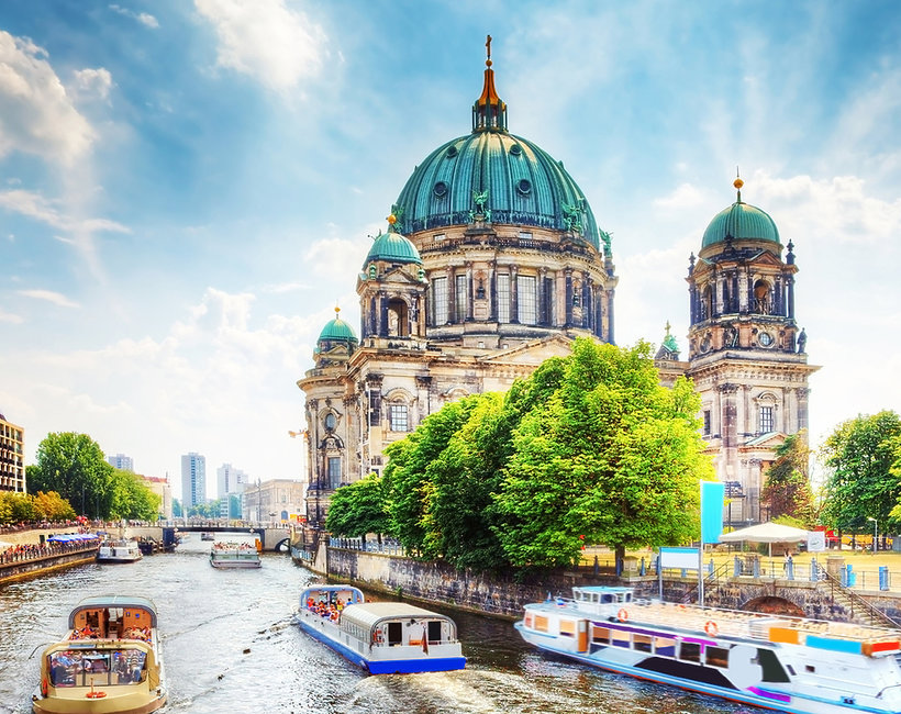 hotele w Berlinie