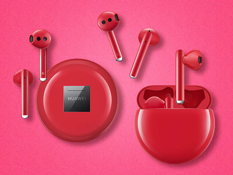 Huawei słuchawki
