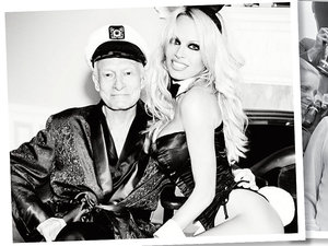 Hugh Hefner, króliczki Playboya, Playboy