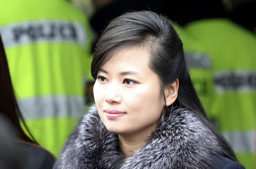 Hyon Song Wol, kochanka Kim Dzong Una