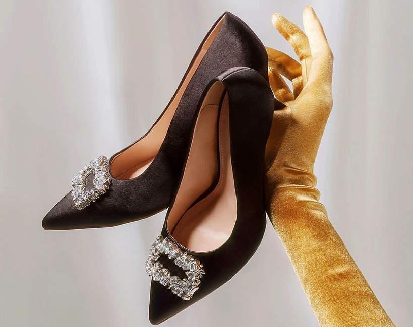 Idealne prezenty dla kobiet dostępne w sklepach CCC - szpilki Jenny Fairy