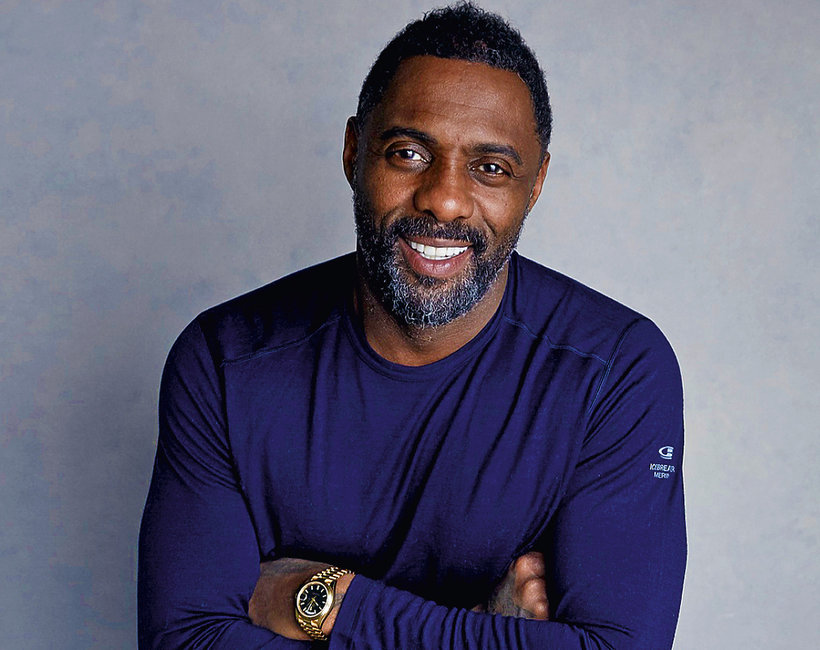 Idris Elba to nowy James Bond?