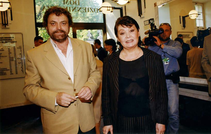 Iga Cembrzyńska, Andrzej Kondratiuk