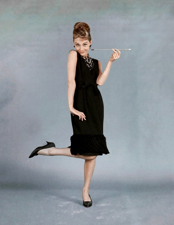ikony stylu, o których będziemy pamiętać, Audrey Hepburn, 1961