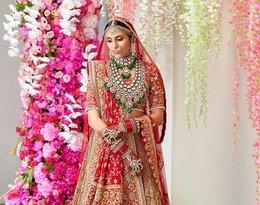indyjski miliarder, ślub