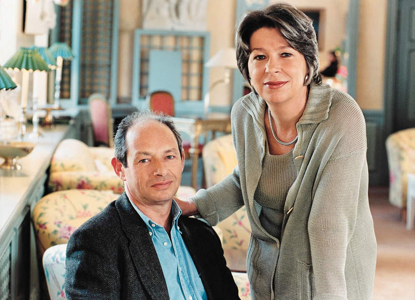 Irena Eris, Henryk Orfinger, 2002 rok