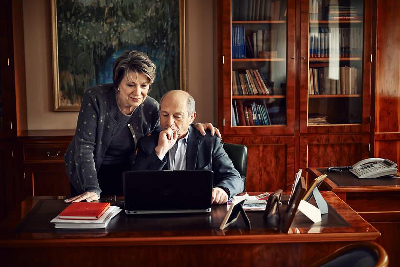 Irena Eris, Henryk Orfinger, VIVA! 2/2014