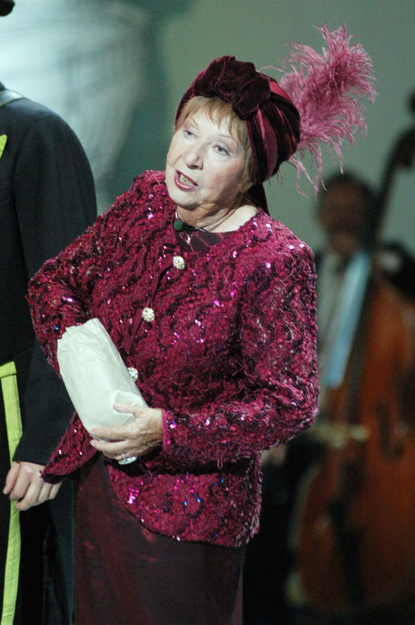Irena Kwiatkowska kabaret