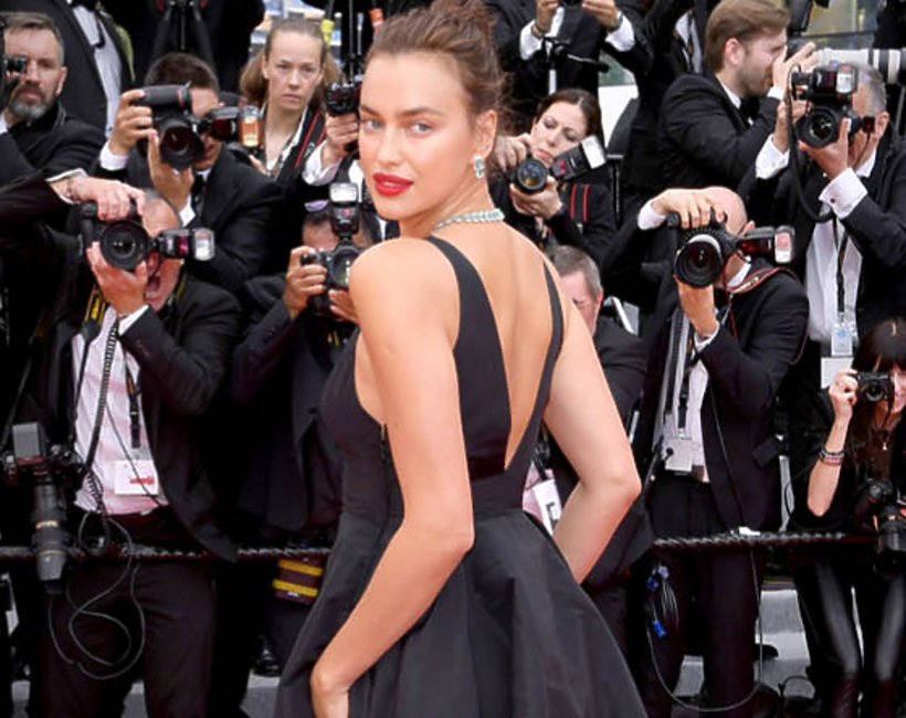 Irina Shayk, Cannes 2018