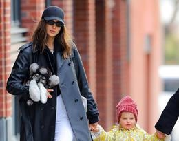 Irina Shayk, Irina Shayk z córką