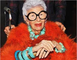 97-letnia Iris Apfel zadebiutuje w nowej roli!
