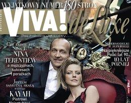 Isabel i Kazimierz Marcinkiewicz na okładce Vivy!