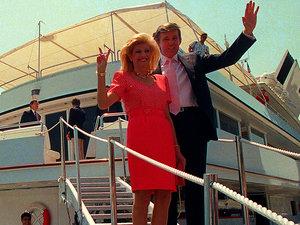Ivana i Donald Trump
