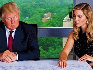 Ivanka Trump doradcą Donalda Trumpa