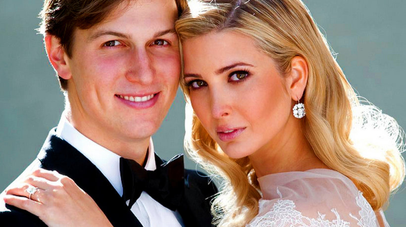 Ivanka Trump i Jared Kushner, historia miłości, małżeństwo, związki gwiazd