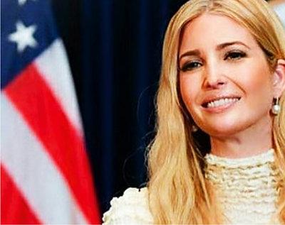 Ivanka Trump zostanie prezydentem, Ivanka Trump, Donald Trump, jamnik