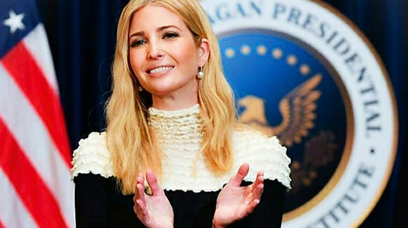 Ivanka Trump zostanie prezydentem, Ivanka Trump, Donald Trump, MT