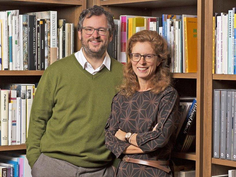 Iwan i Manuela Wirth