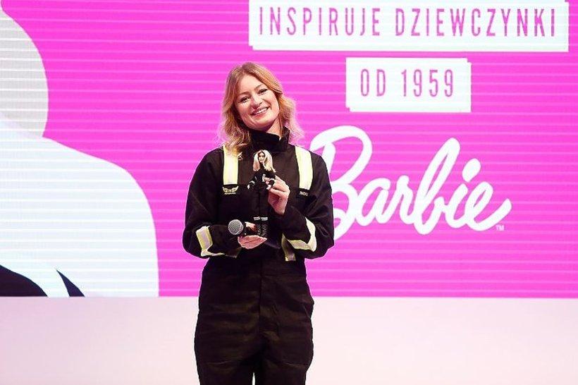 Iwona Blecharczyk, otrzymała Barbie Shero 2019