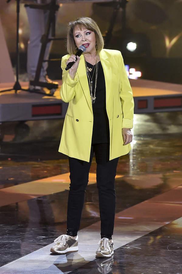 Izabela Trojanowska upadła podczas koncertu. Jak się czuje?