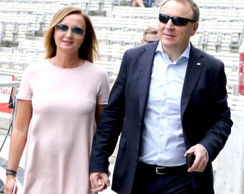 Jacek Kurski i Joanna Klimek wzięli ślub