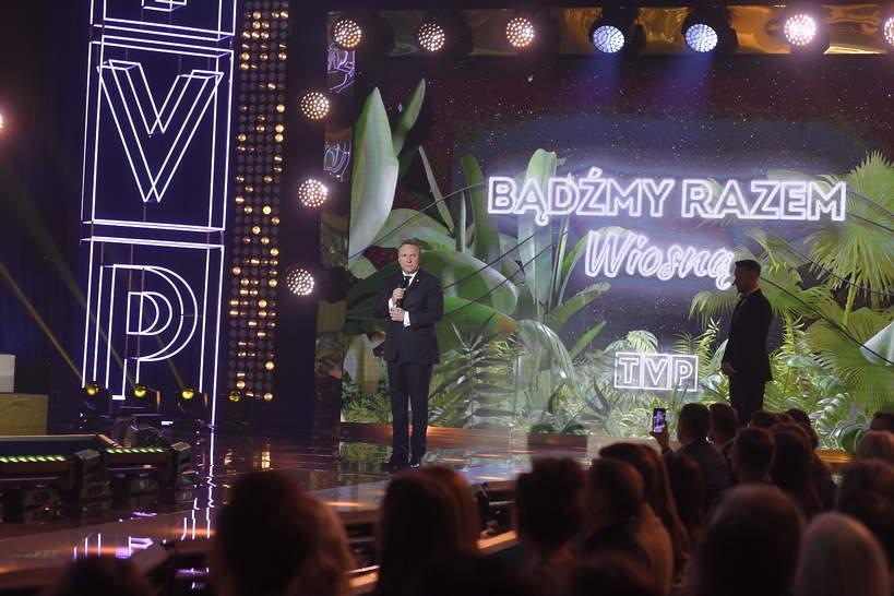Jacek Kurski, ramówka TVP