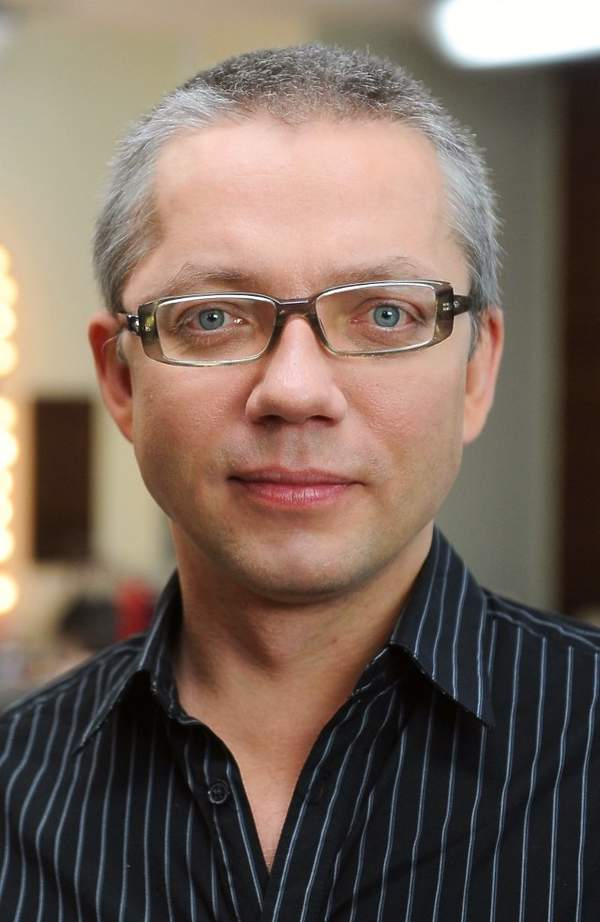 Jacek Łągwa Ich troje