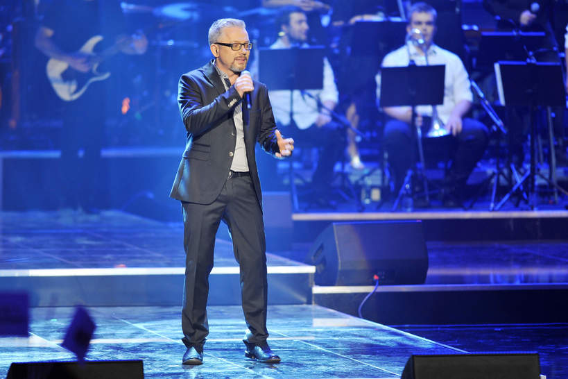 Jacek Łągwa, Jubileuszowy koncert 20-lecia zespolu Ich Troje w katowickim Spodku, 2016