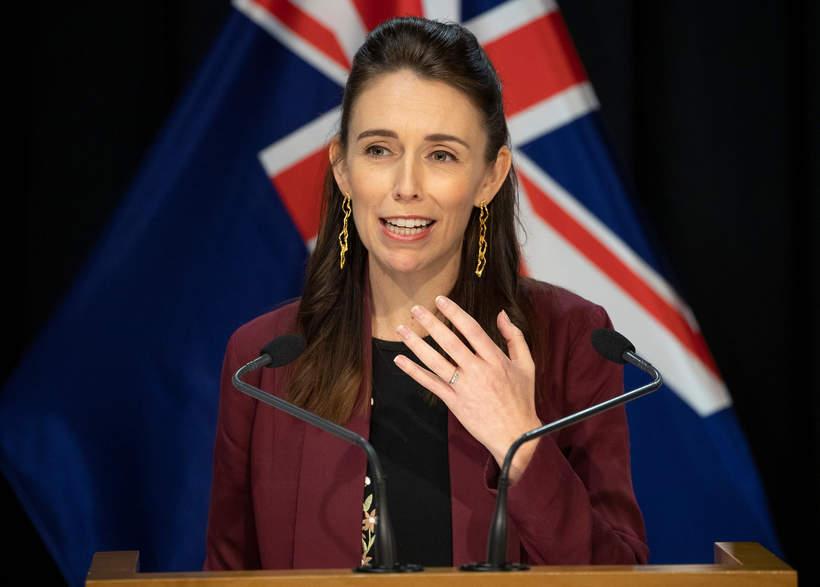 Jacinda Ardern, premier Nowej Zelandii