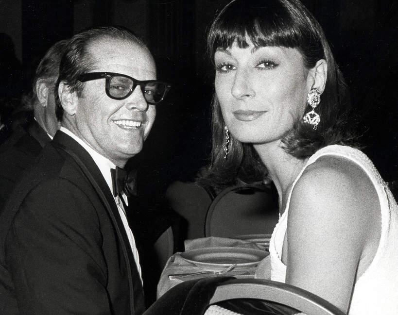 Jack Nicholson i Anjelica Huston