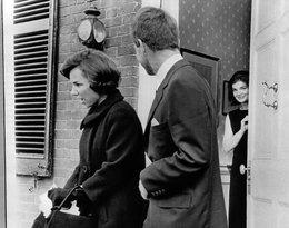 Jackie Kennedy i Robert Kennedy