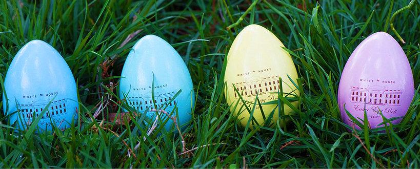 Jajka w Białym Domu