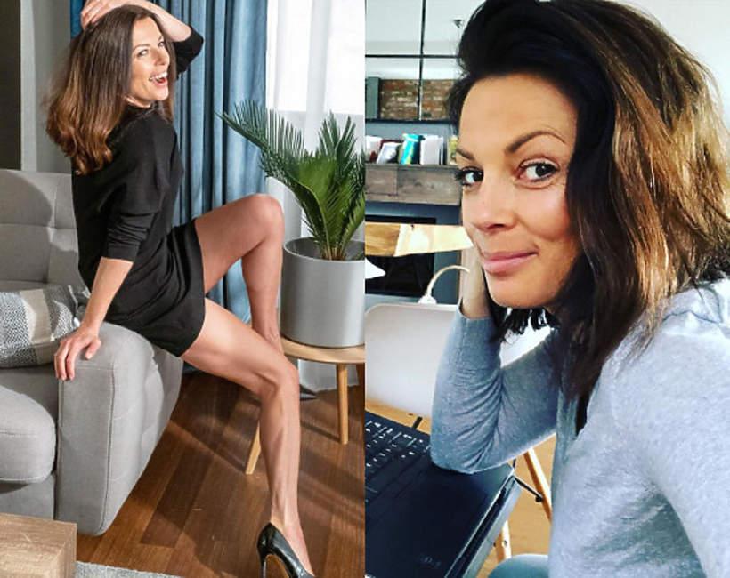 Jak mieszka Katarzyna Glinka