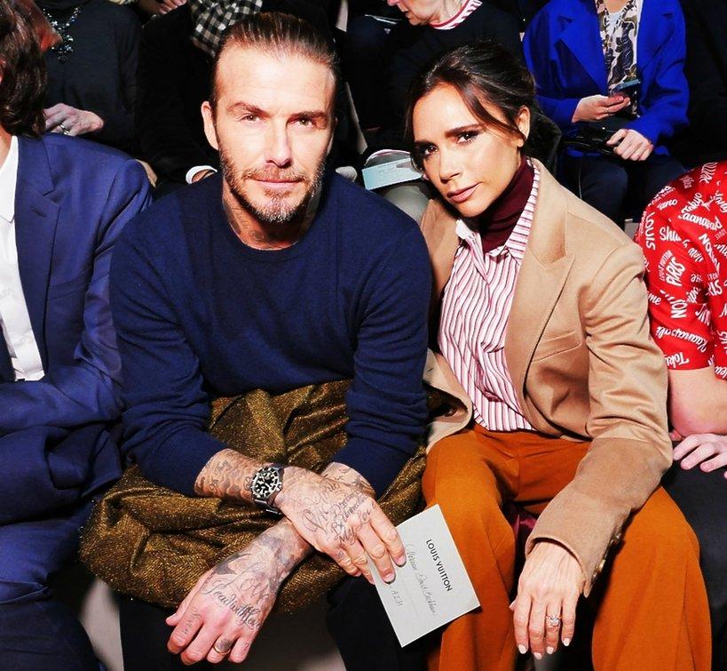 Jak mieszkają Victoria Beckham i David Beckham?