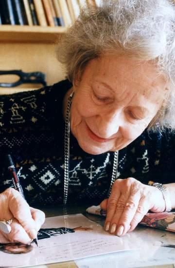 Jak mieszkała Wisława Szymborska?