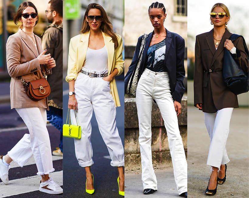 jak-modnie-laczyc-biale-spodnie-z-bluzkami-z-dekoltem-i-zakietem