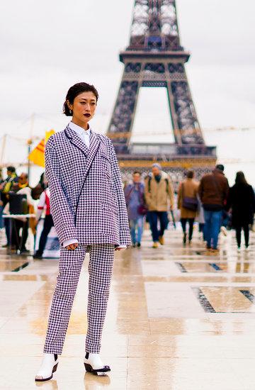 jak ubrać się w Paryżu? moda w wielkim mieście