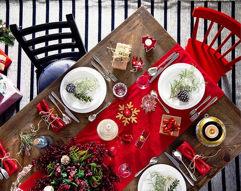 Jak Udekorować świąteczny Stół Najgorętsze Trendy