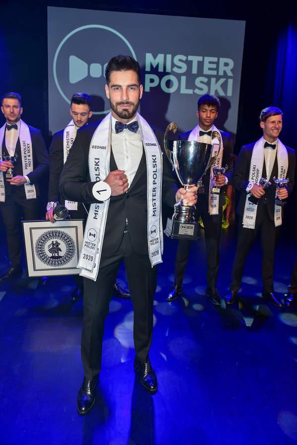 Jakub Kowalewski, Mister Polski 2020
