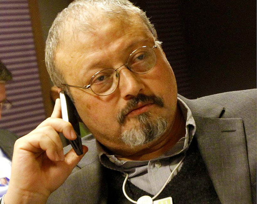 Jamal Khashoggi, zamordowany dziennikarz Washington Post