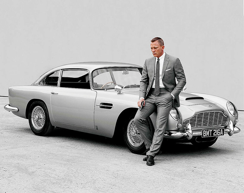 James Bond, Daniel Craig