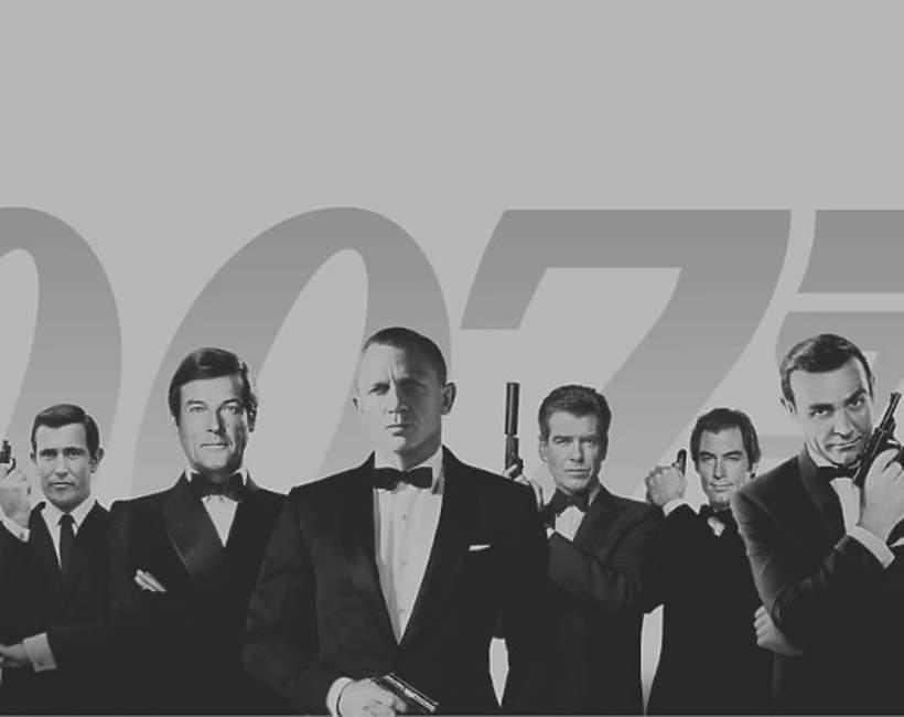James Bond na HBO GO