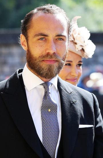 James Middleton, brat księżnej Kate