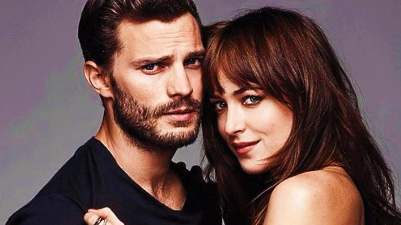 Jamie Dornan, Dakota Johnson, 50 twarzy Greya