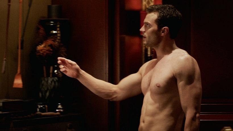 Jamie Dornan jako Christian Grey, Nowe oblicze Greya, Pięćdziesiąt twarzy Greya