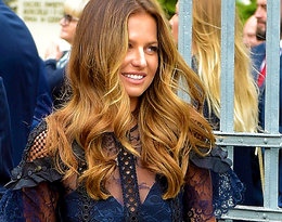 Czy wiesz, że Anna Lewandowska jest naturalną blondynką?