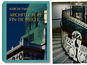 jamnik Taschen Architecture Fin-de-Siècle